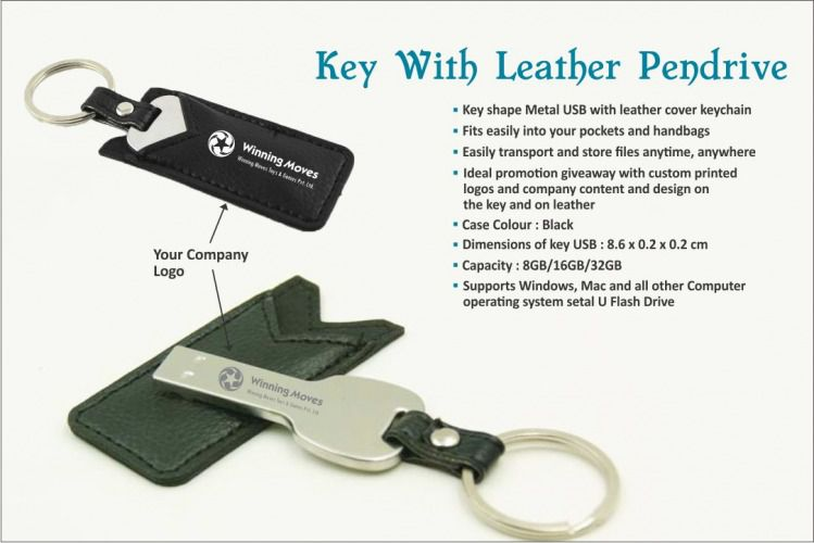 Key shape USB
