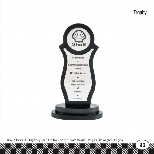 3s -93 Shell Trophy