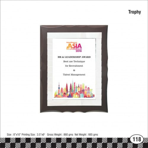 3s - 118 Asia Trophy