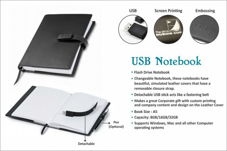 USB Note Book